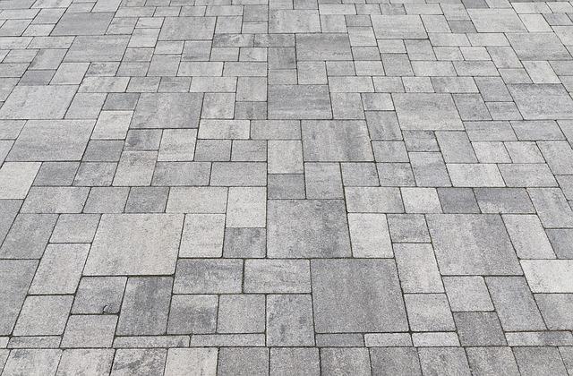 Do Concrete Pavers Fade Over Time?